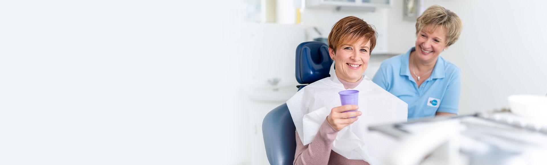 Freundlicher Zahnarzt in Buxtehude und Umgebung