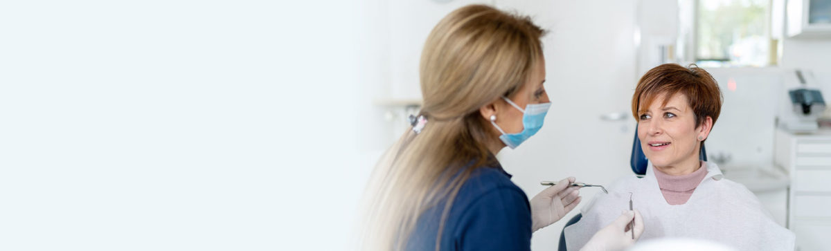 Kompetente Mitarbeiter und starkes Leistungspaket bei ihrem Zahnarzt