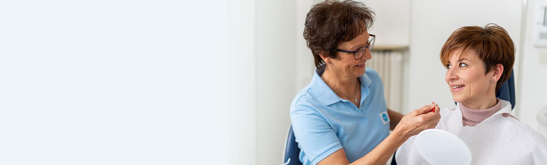 Professionelle Zahnreinigung PZR Kompetent und Wirksam