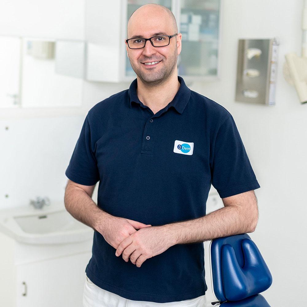 Khalil Abdoush – Zahnarzt in Buxtehude